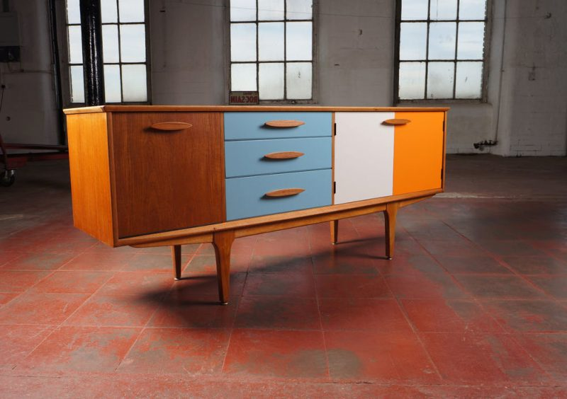 Sideboard selber gestalten  Sideboard selber bauen: 49 DIY Ideen und Anleitung - DIY, Möbel ...