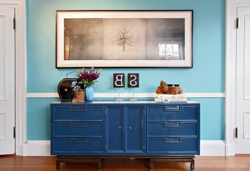 Aus alten Möbel Sideboard selber bauen
