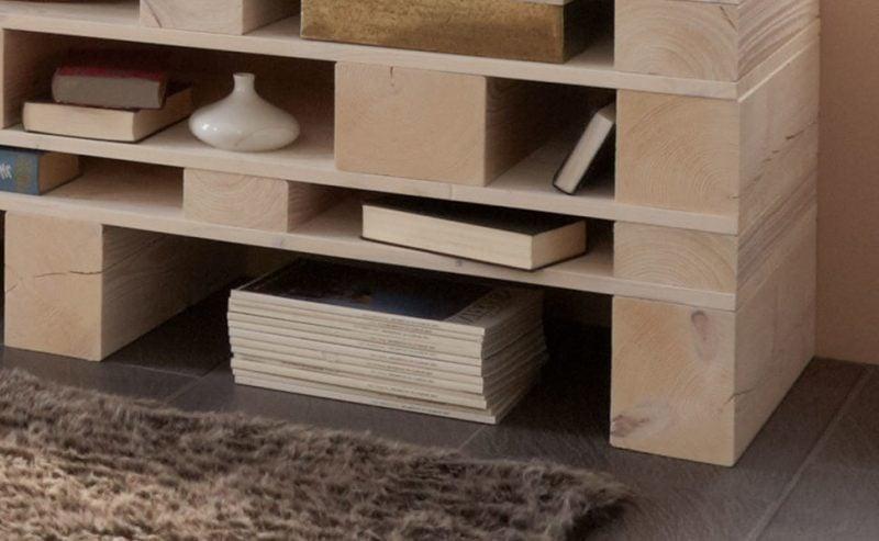Sideboard selber bauen: groß Buffet für Esszimmer