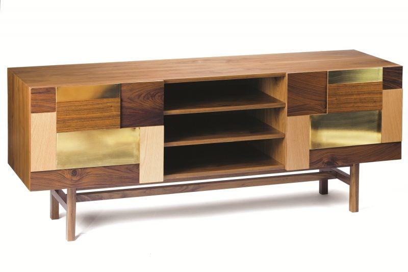 Aus alten Möbeln Sideboard selber bauen