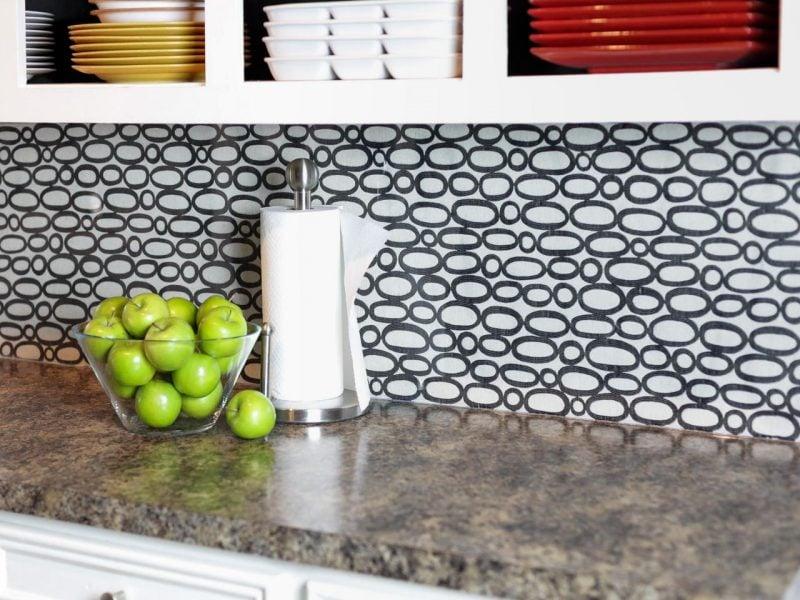 Spritzschutz für Küche Arte