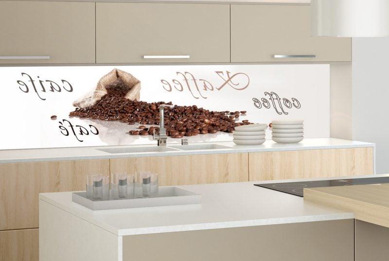 spritzschutz f r k che 39 ideen f r individuelles design k che zenideen. Black Bedroom Furniture Sets. Home Design Ideas