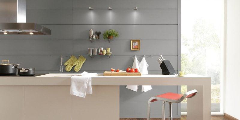 Spritzschutz Für Küche Aus Paneelen