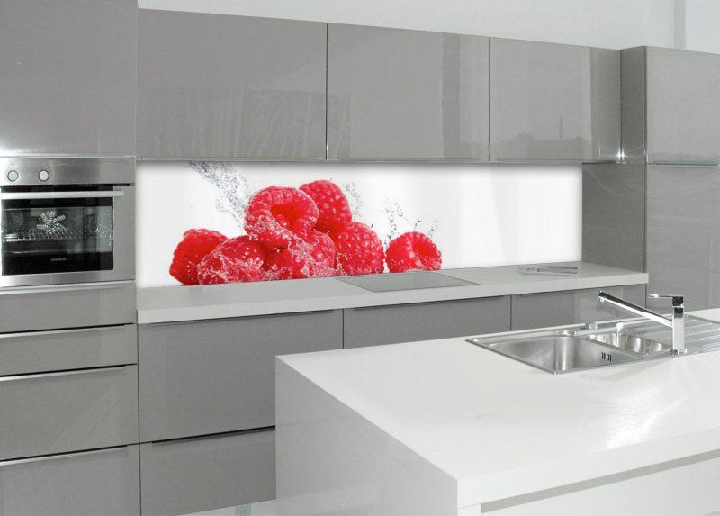 Spritzschutz für Küche mit individuellem Design