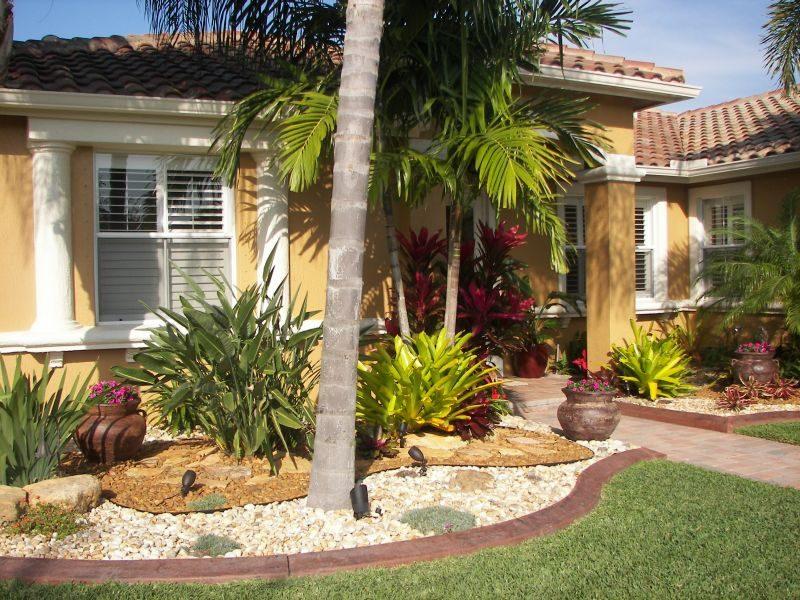 Steinbeet Vorgarten: Wenn Sie Steinbeet anlegen, werden Sie einen exotischen Flair in Ihrem Garten bringen
