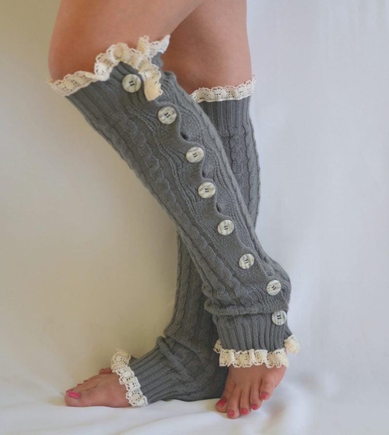 Strickmuster für Socken: Bringen Sie persönliche Note