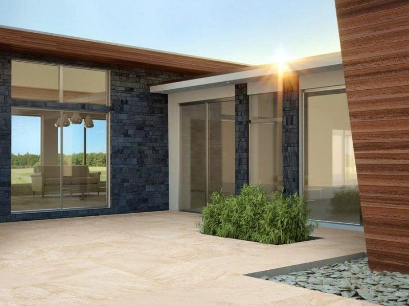 3 g nstige arten von terassenboden und 20 kreative beispiele bodenbel ge fliesen terrassen. Black Bedroom Furniture Sets. Home Design Ideas