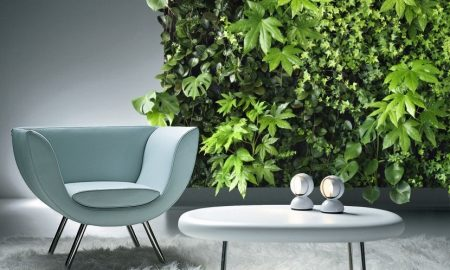 Vertikaler Garten Indoor