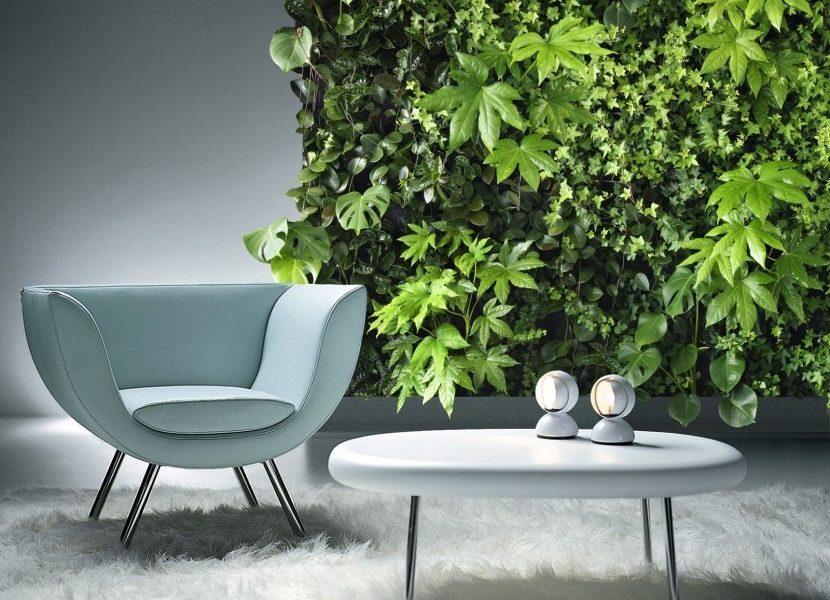 indoor vertikaler garten bringen sie die natur zu hause. Black Bedroom Furniture Sets. Home Design Ideas