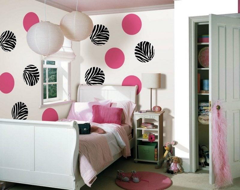 Wandtattoo selber machen: Idee für Kinderzimmer