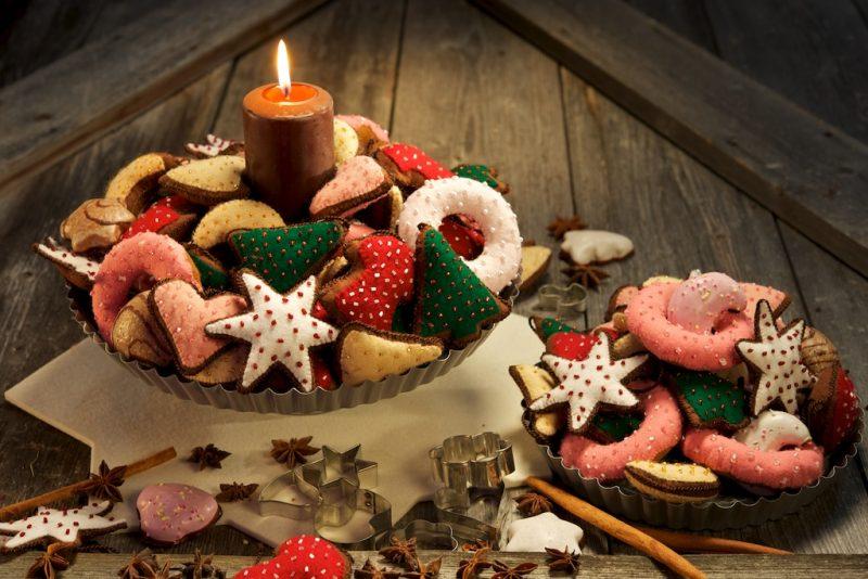kuchen weihnachtsessen ideen