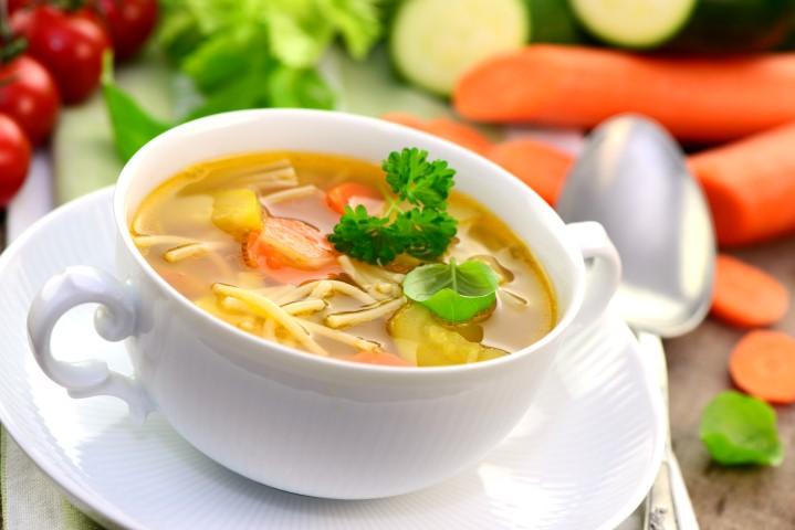 weihnachtsessen ideen Suppe