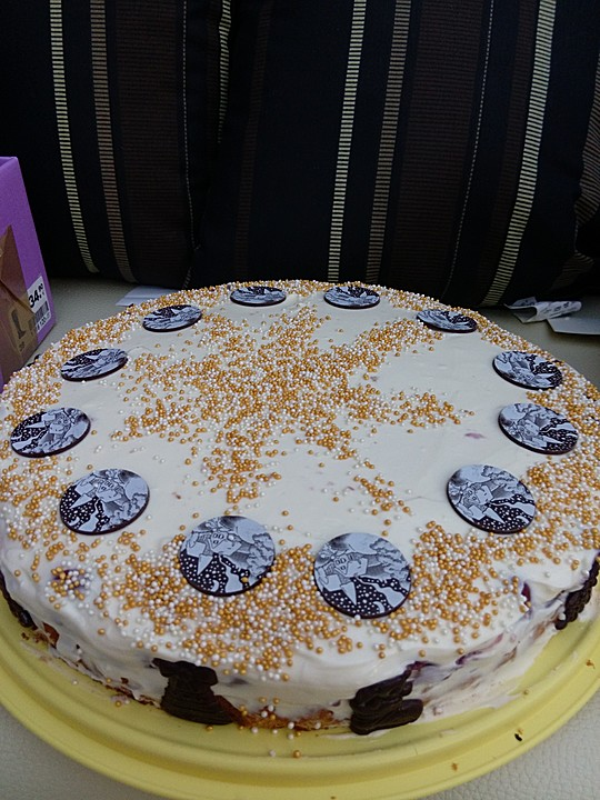weihnachtsessen ideen torte