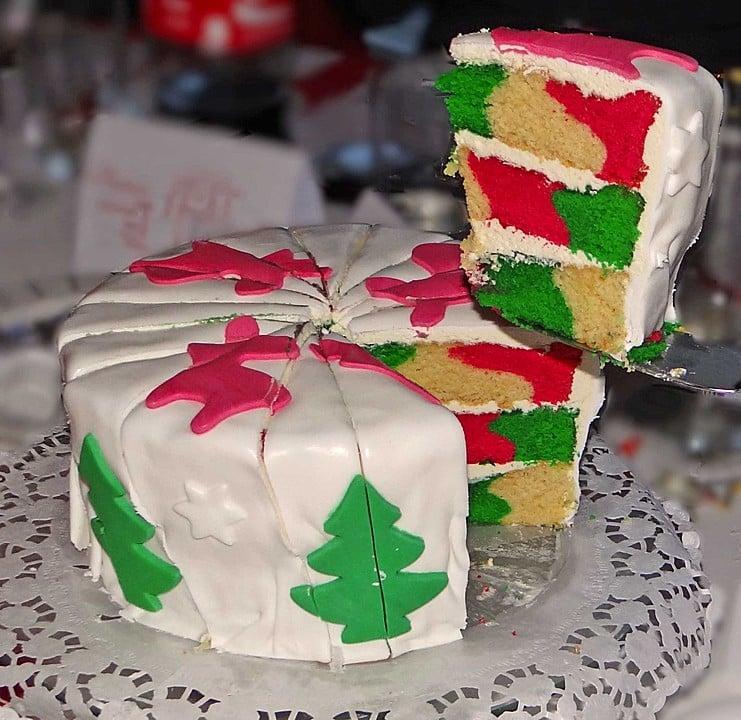weihnachtsessen ideen kuchen