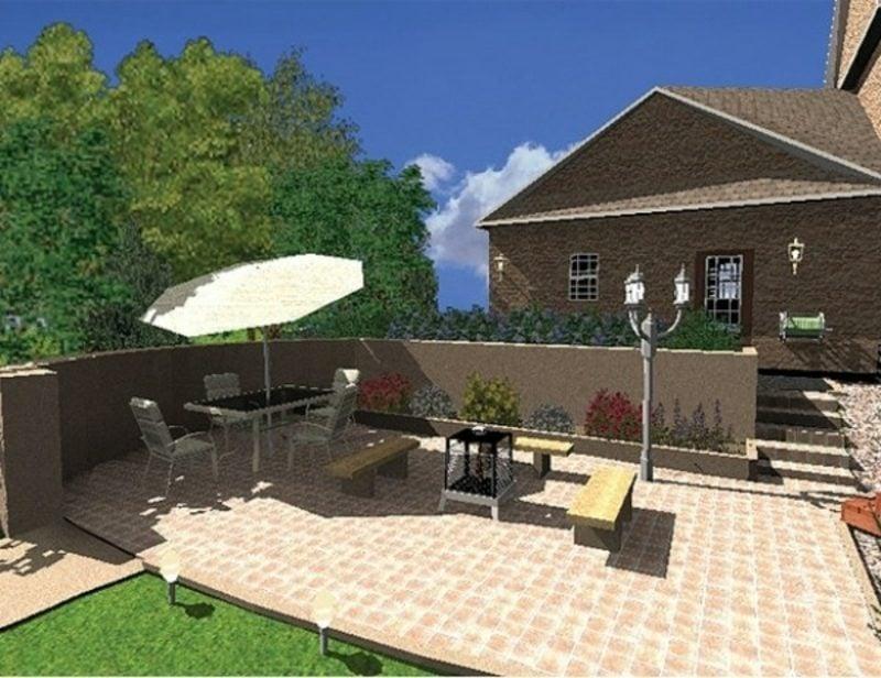 Online gartenplaner f r eine individuelle gestaltung des for Gartenplanung 3d software