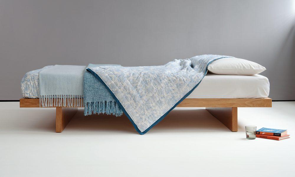 Bett ohne kopfteil so wird das schlafzimmer gr er for Kinderzimmer ohne bett
