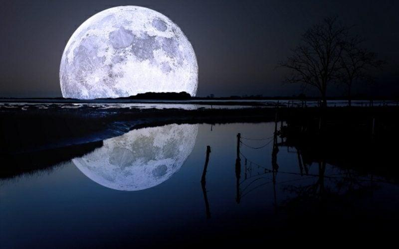 Haarschneiden Mondkalender Vollmond