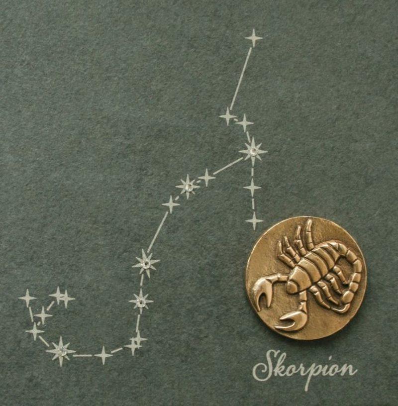 Haarschneiden Mondkalender Sternzeichen Skorpion