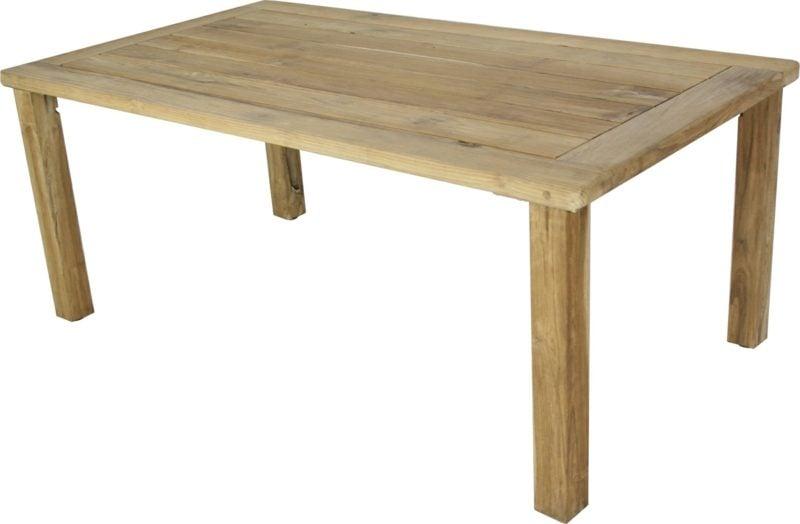 Holztisch selber bauen Ideen und Inspirationen