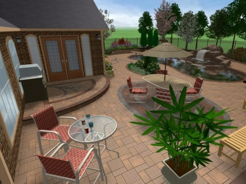online Gartenplaner Landschaftsbau und Gartengestaltung