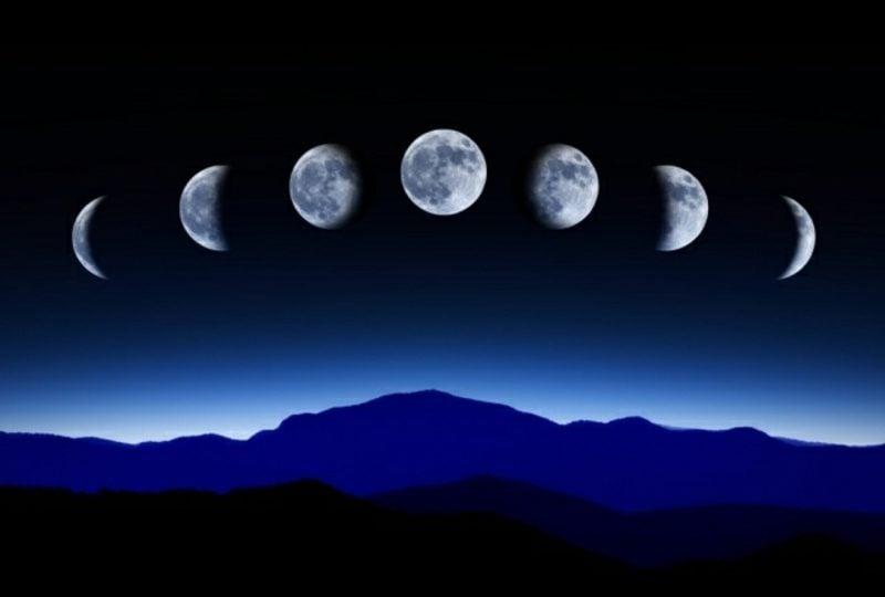 Mondphasen Einfluss auf den Menschen
