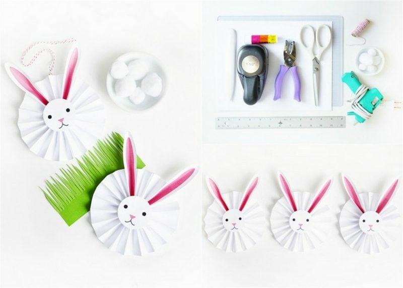 Lustige Osterhasen Basteln: Kreative Dekoideen Zum Ostern
