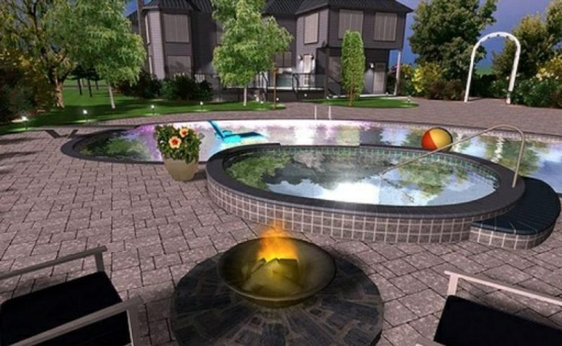 online Gartenplaner 3d herrliche visuelle Darstellung