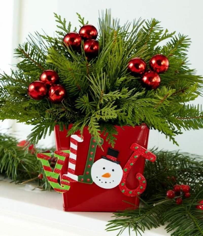 Weihnachtsbäume kaufen Christbaum im Topf