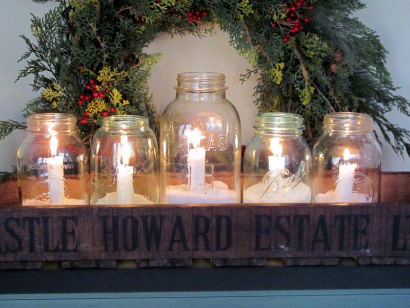 Adventskranz bestellen, aber Kerzen nicht auf Kranz stellen
