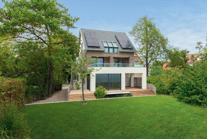 Unser Top Wahl für kleine Fertighäuser - Haus am See von Baufritz