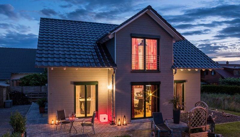 Architektenhäuser können in verschiedenen Stilen geplant werden