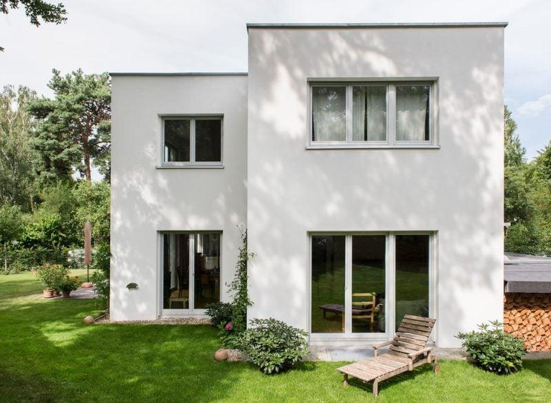 Architektenhäusern im skandinavischen Stil