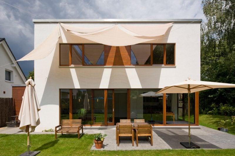 Architektenhäuser - Wählen Sie die Materialien nach Ihrem Wunsch