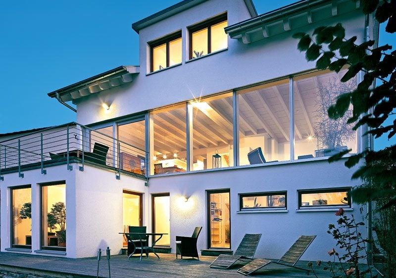 Architektenhäuser Mehrstockhaus