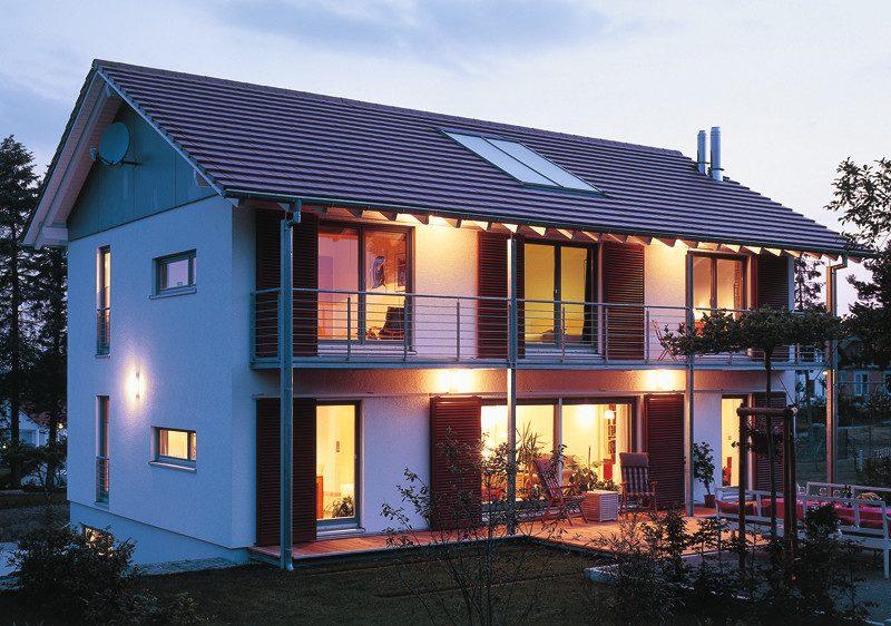 Architektenhäuser im Landhausstil