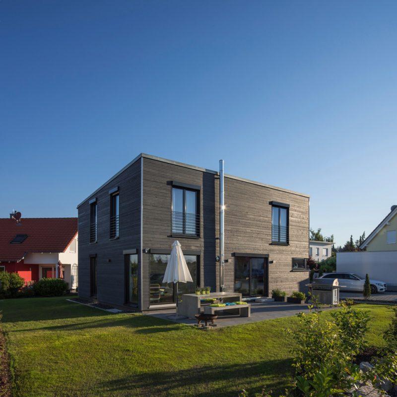 Architektenhäuser die modern wirken