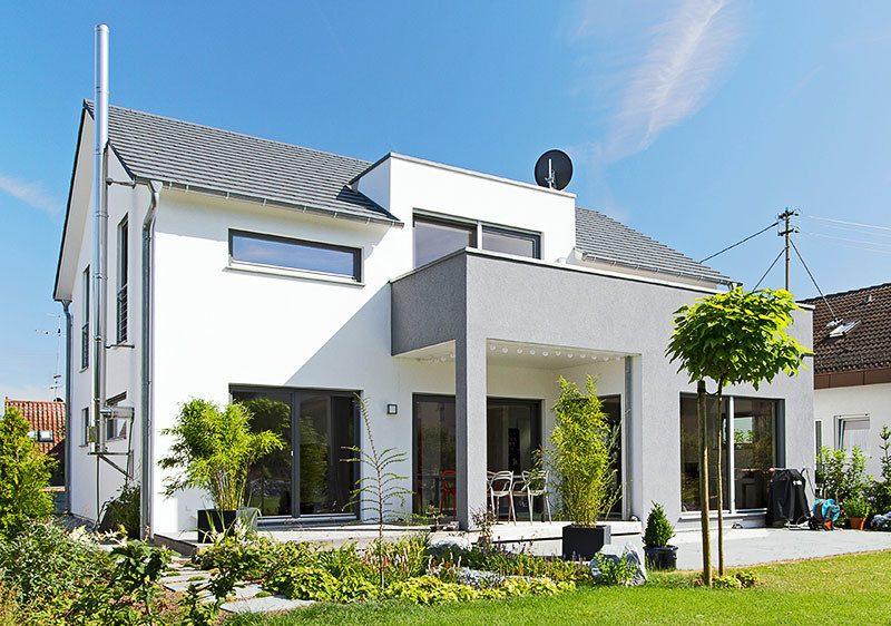 Architektenhäuser bieten die Möglichkeit den Stil auszuwählen