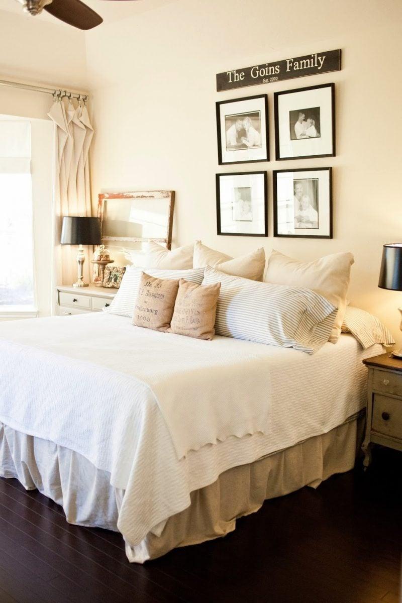 Bett ohne Kopfteil: So wird das Schlafzimmer größer - Möbel ...