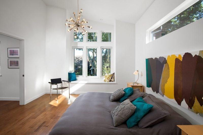 Bett ohne Kopfteil modern Design