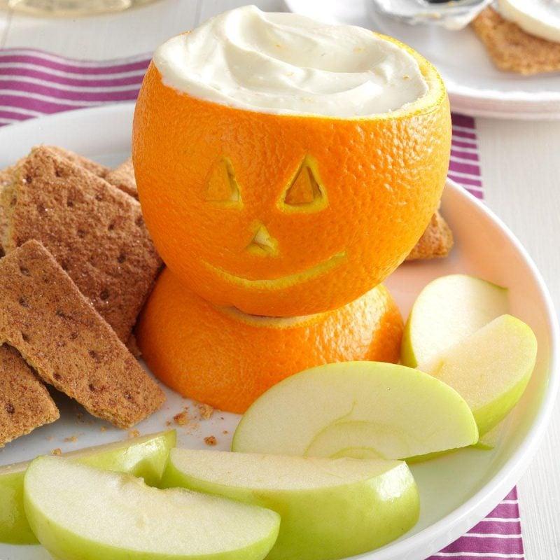 Brotaufstrich selber machen leckere Idee für Halloween
