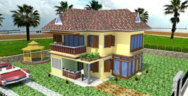 online Gartenplanung Google SketchUp
