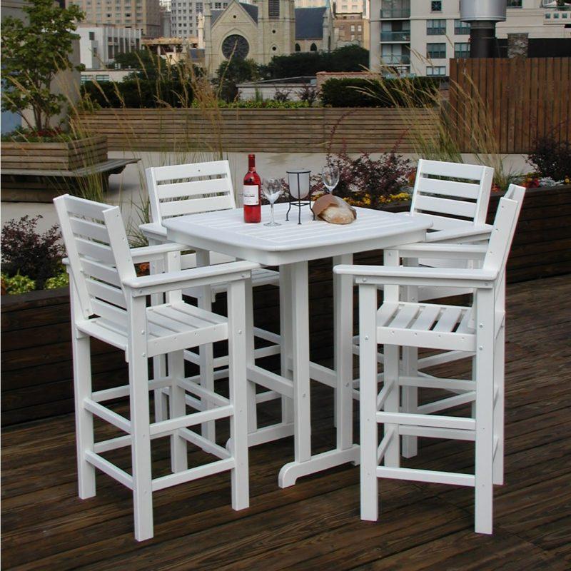 Design Gartenmöbel aus Holz