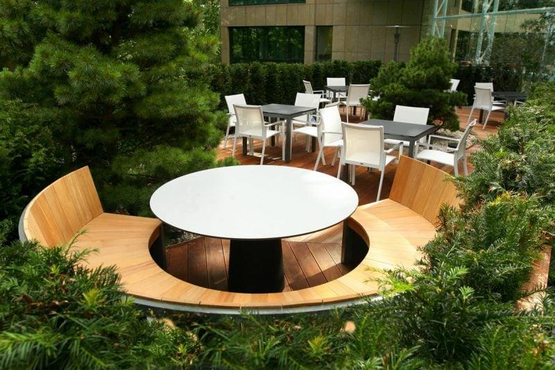 Modern Design Gartenmöbel