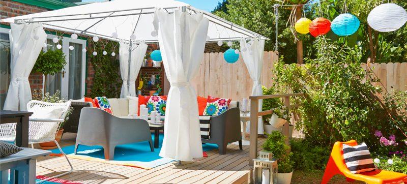 Design Gartenmöbel: Platz für alle im Außenbereich
