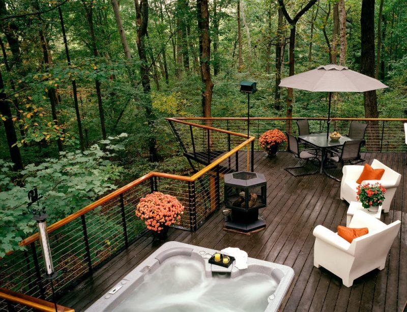 Design Gartenmöbel : Kombinieren Sie die Stile