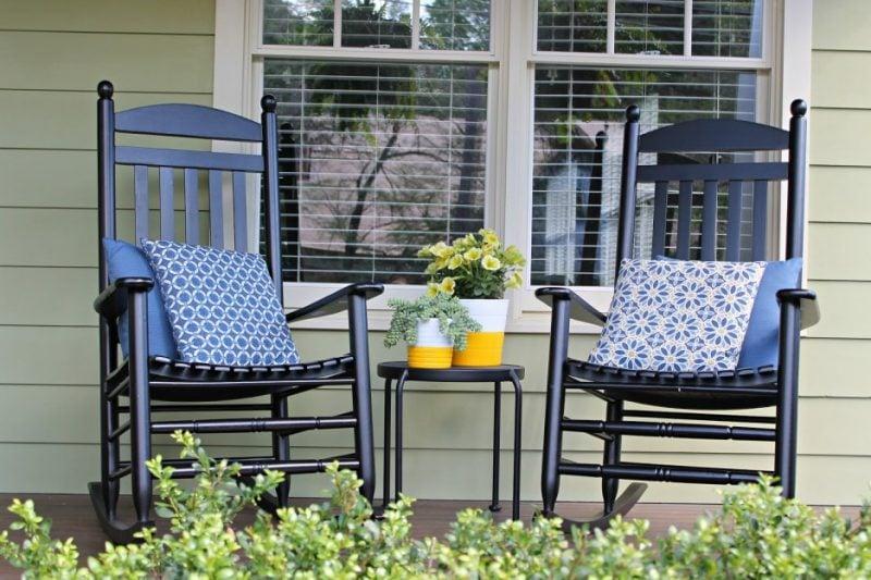 Design Gartenmöbel : Stühle können auch gemütlich sein
