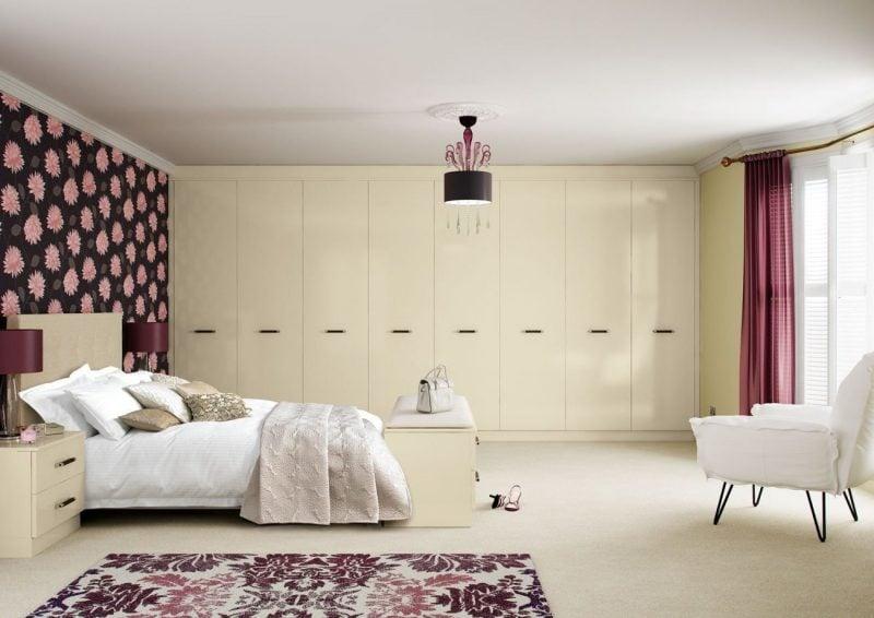Einbauschrank Schlafzimmer Design