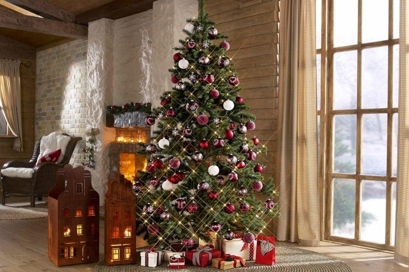 Weihnachtsbäume kaufen unterschiedliche Baumarten