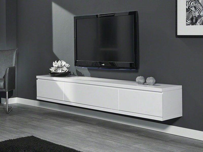 Moderne Designideen Sideboard Hängend Wohnzimmer