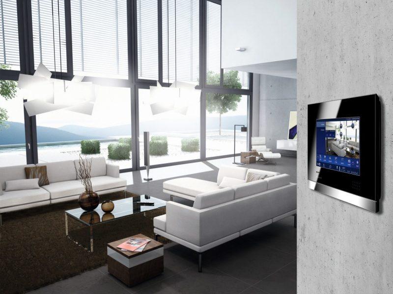 Intelligentes Wohnen bedeutet Komfort, Sicherheit und Erleichterung